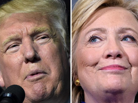 Donald Trump and Hillary Clinton will square off Monday night in their first televised presidential debate in what could be a pivotal moment in a tumultuous election cycle