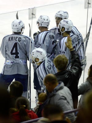 The Ice Flyers take a three game win streak into Saturday's start of a busy holiday schedule.