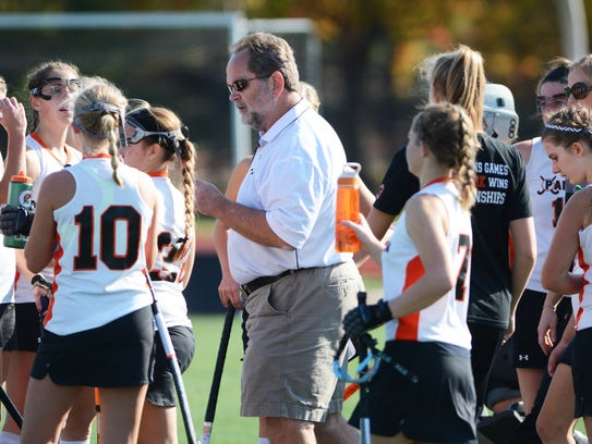 Kent Harshman, who was hired as Palmyra's new head