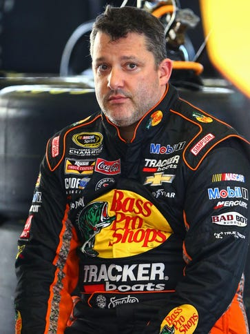 Tony Stewart will have a new crew chief for his final