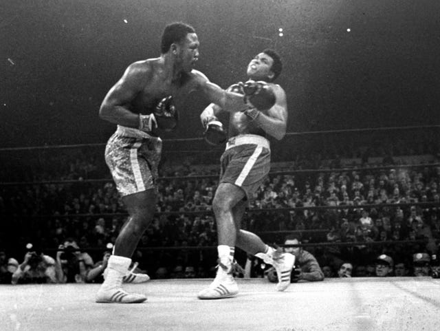 Sugar: 'Fight of the Century' was boxing at its best