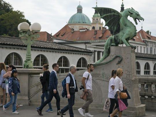 Travel-Destination Slovenia
