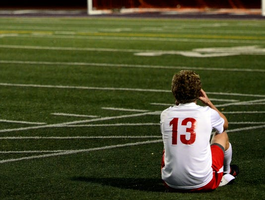 PIAA Class AA boys' soccer semifinal: Susquehannock vs. South Park