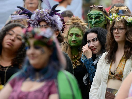 The 27th Annual May Day Fairie Festival