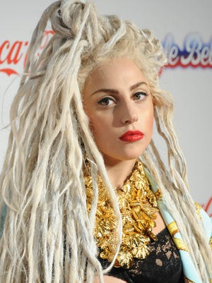 Lady Gaga will appear on the finale of NBC's 'The Voice' on Tuesday.
