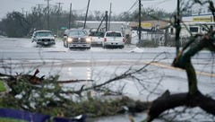 Harvey: See destruction of monster storm from our reporters on the ground