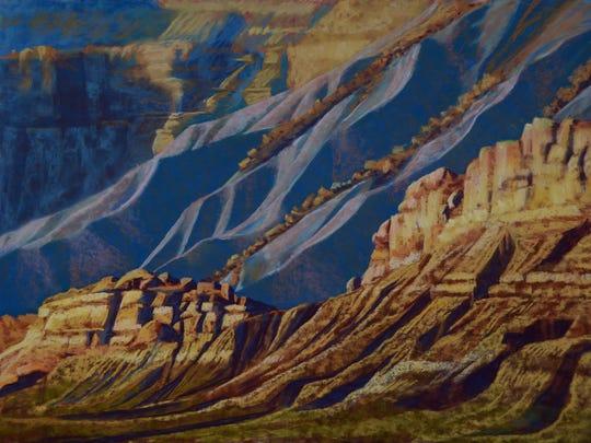 'Geology' by Rebecca Koeppen