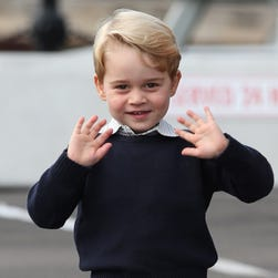 Prince George to start day school in London's Battersea neighborhood