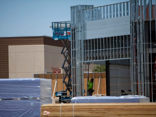 Tanger Outlets expansion