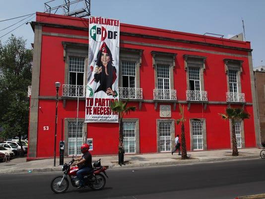 AP Mexico Politics Sex