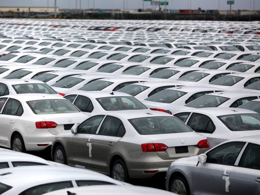 Mexico to best Japan in car exports to U.S.