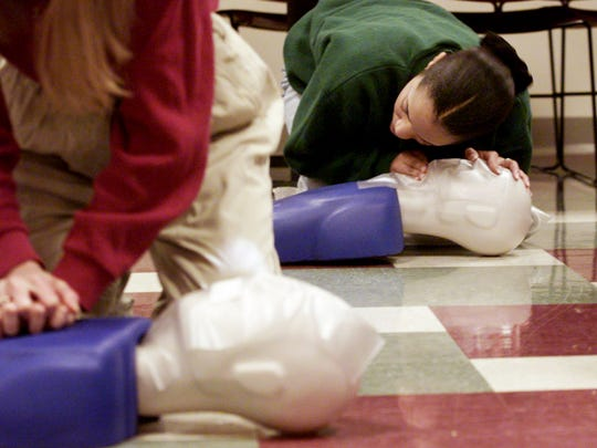 Brentwood Fire and Rescue is offering free CPR classes in February.
