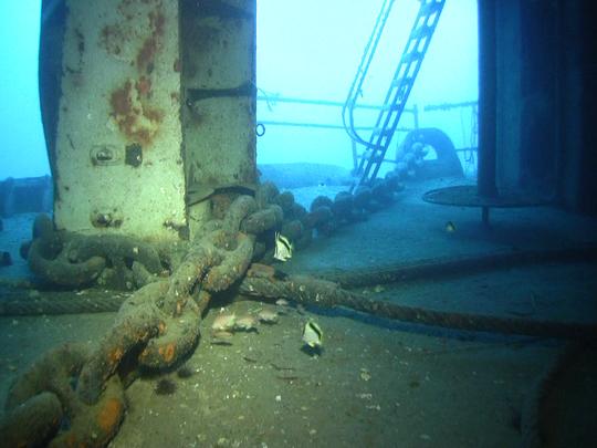 10 years later, Oriskany reef an international dive destination