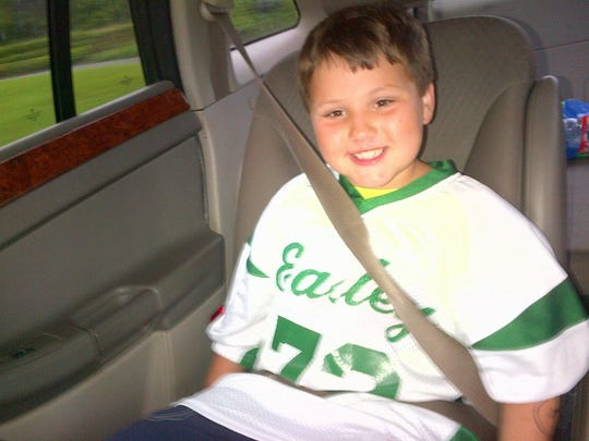 William Thompson, a sixth-grader at Gettys Middle School in Easley, died of bacterial meningitis Jan. 30.