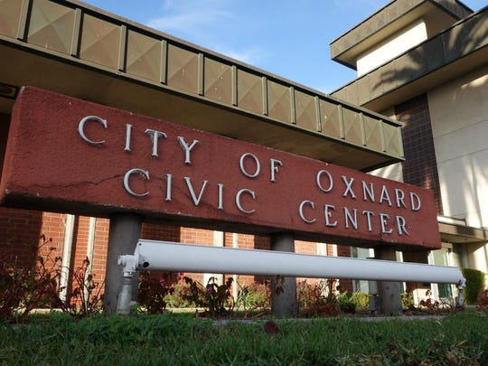 Oxnard City Hall.