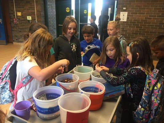College Park Elementary Penny Wars