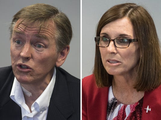 Paul Gosar and Martha McSally