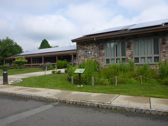 The naturalists of the Environmental Education Center