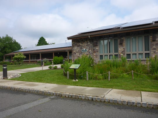 """The naturalists of the Environmental Education Center offer """"Traveling Education Programs"""" to groups across Somerset County."""