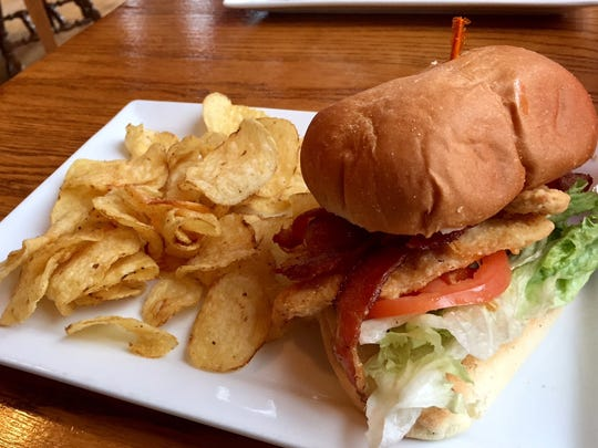 The Fisherman's BLT from Twisted in Sheboygan Falls