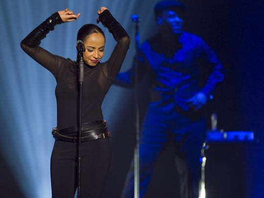 Sade, 2011 at Bankers Life Fieldhouse.