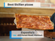 Nothing is pre-made in Esposito's Sicilian pie. For