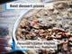 The dessert pizza at Ferazzoli's Italian Kitchen starts