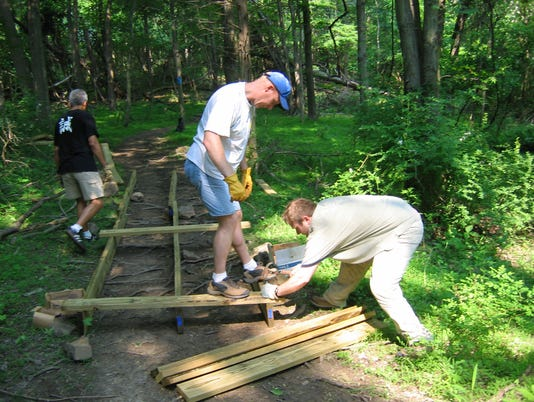 National Trails Day on June 2