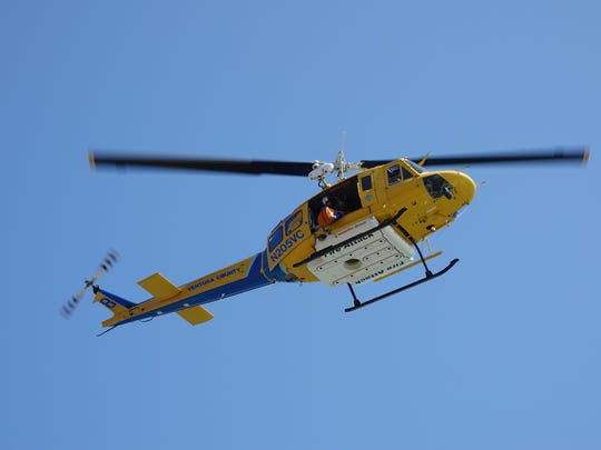 Ventura County helicopter unit