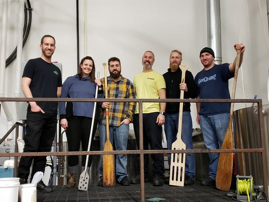 Project P.U.B. worked with eight local breweries to