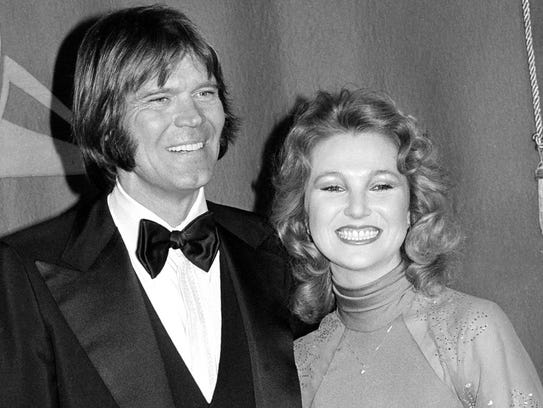 FILE - In this Feb. 15, 1979 file photo, country singers