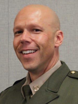 Sonoma County Sheriff Robert Giordano