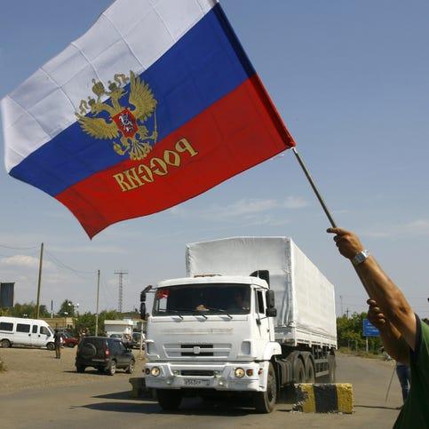 Ukraine government battles pro-Russia rebels