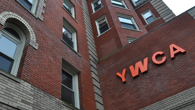 YWCA of Binghamton and Broome County, on Hawley Street.