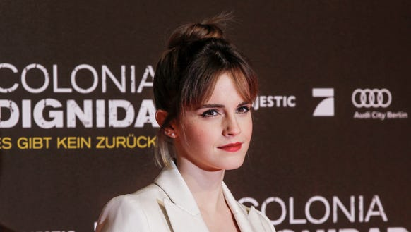 Emma Watson is putting her acting career on hold to