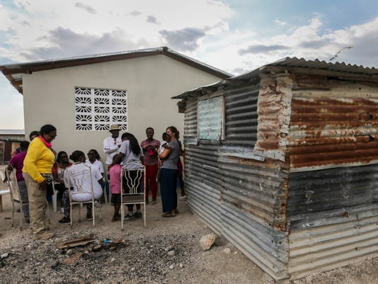HAITI: home story