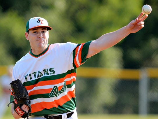 Jefferson's Jon Kibler has pitched to a 1.32 ERA this
