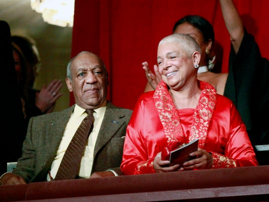 Bill and Camille Cosby
