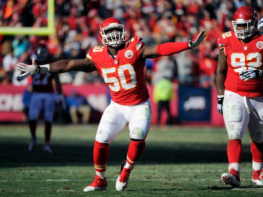 Chiefs Justin Houston