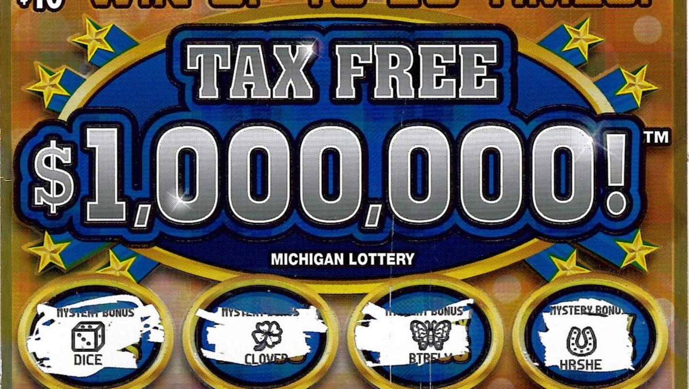 Wrong turn wins Grand Rapids woman $1 million
