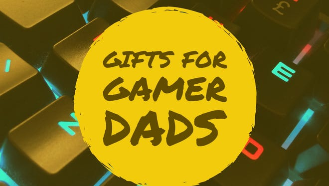 Gift ideas for gamer dads
