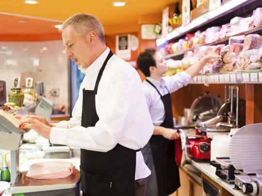 To succeed in retail, you've got to be willing to be