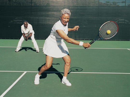 Baby Boomers are staying active, living longer and working to maintain their health.