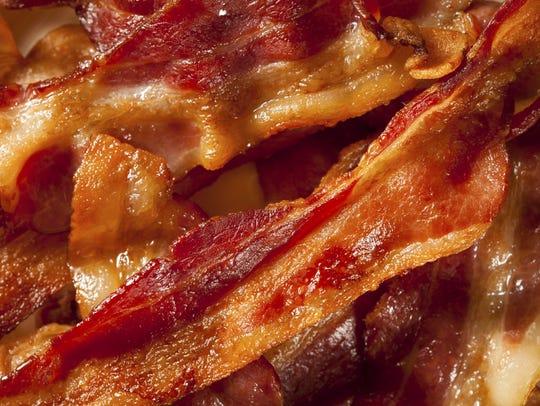 The Sun City Bacon Festival, the celebration of all