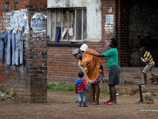 AP ZIMBABWE POLITICAL TURMOIL I ZWE
