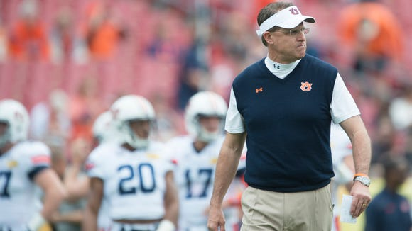 Auburn Head Coach Gus Malzahn believes some of his new signees may play early.