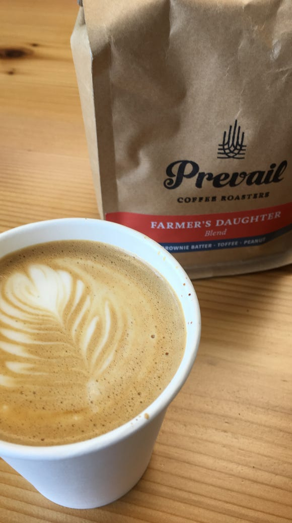 Prevail Union opened Monday at One Court Square in