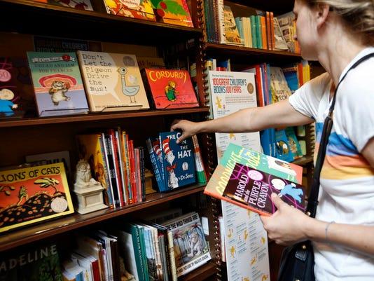 AP Library Kids Books