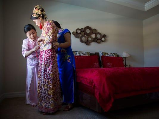 LEDE NDN 0219 CHINESE WEDDING