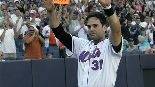 Mets' Hall of Fame catcher Mike Piazza is the guest speaker at the June 14 NorthJersey.com Sports Awards.